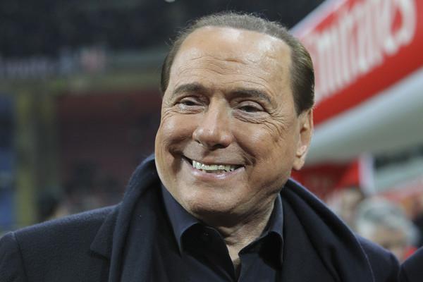 Silvio Berlusconi, presidente dell'AC Monza (ph.zimbio)