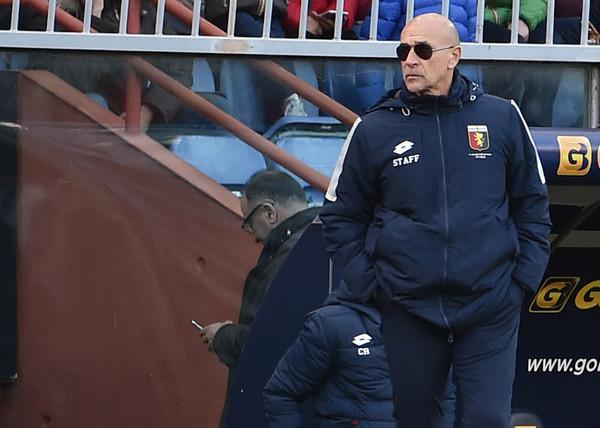 Davide Ballardini è alla sua terza esperienza sulla panchina del Genoa (ph. zimbio)