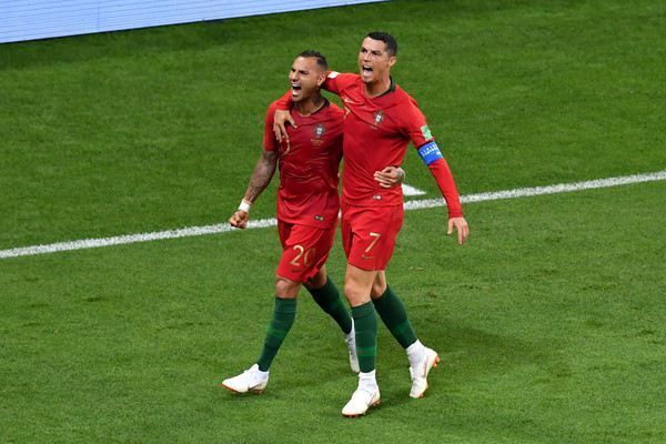 L'eroe lusitano per una sera non è Cristiano Ronaldo ma l'ex interista Quaresma (ph. Zimbio)