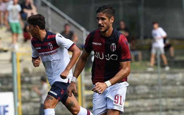 Doppietta per Falcinelli nella vittoria del Bologna contro la Primavera a Sestola