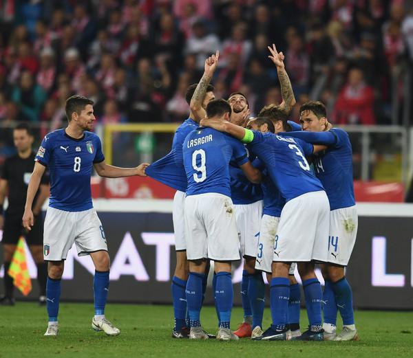 La Nazionale vince in Polonia grasse al gol di Biraghi (ph. Zimbio)
