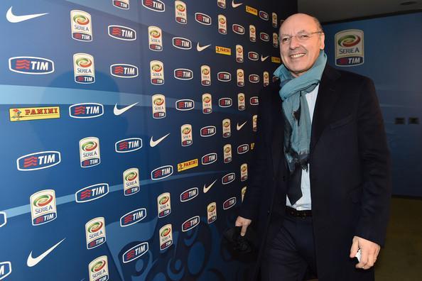 Giuseppe Marotta, Inter (Ph: Zimbio.com)