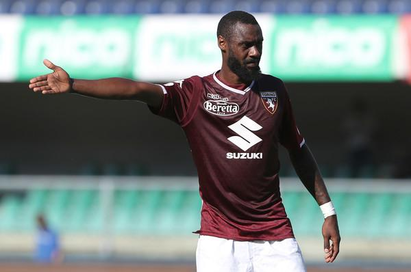 Nicolas Nkoulou, 29 anni, leader difensivo del Torino, questa sera tornerà in campo dopo la squalifica (ph, Zimbio)