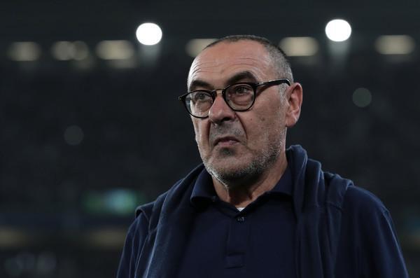 Seconda sconfitta in campionato per la Juventus di Maurizio Sarri (ph. zimbio)