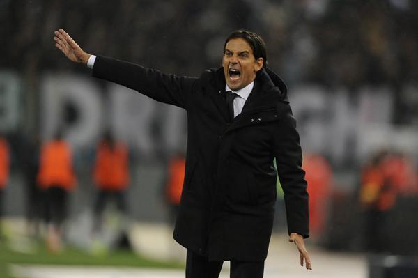 Con la vittoria sulla Juventus, la Lazio di Simone Inzaghi si trova a -5 dalla vetta (ph. Zimbio)