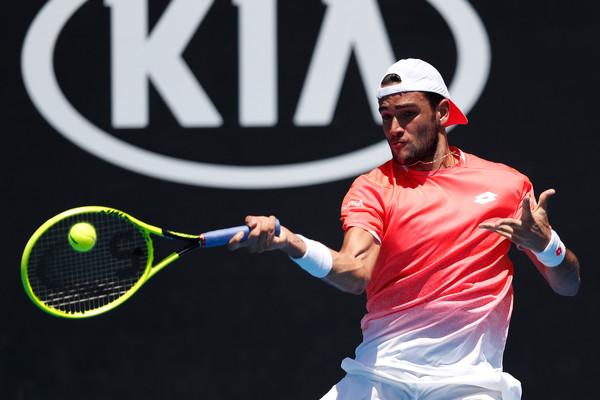 Dove vedere Berrettini-Bublik, streaming gratis e diretta tv in chiaro? ATP Antalya 2021