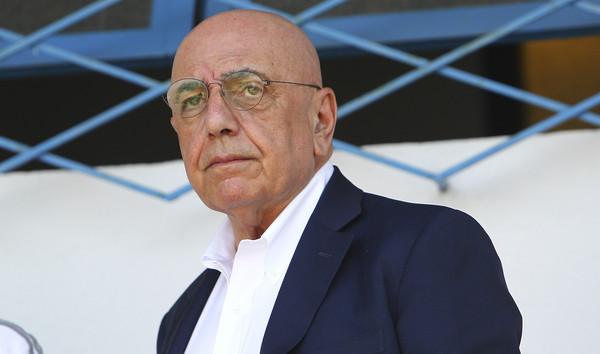 Adriano Galliani, amministratore delegato del Monza e Senatore della Repubblica Italiana (Zimbio)