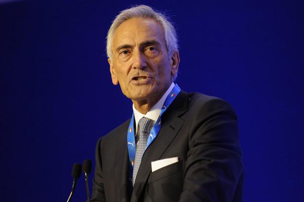 Gabriele Gravina, presidente della Federazione Italiana Giuoco Calcio (Zimbio)
