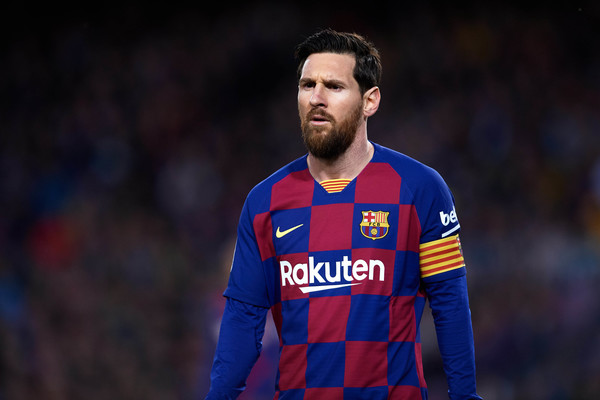 Lionel Messi (ph. zimbio)