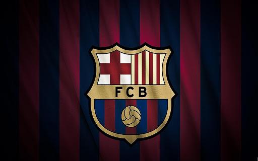 Logo FC Barcellona (Social)