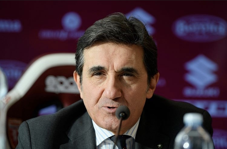Urbano Cairo, presidente del Torino FC (Social)