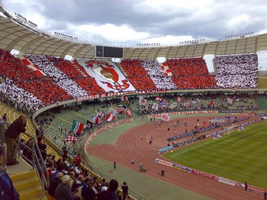 Stadio San Nicola di Bari (ph. social)