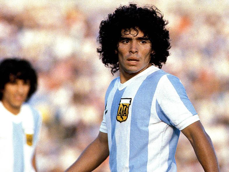 Diego Maradona (ph El Nacional)