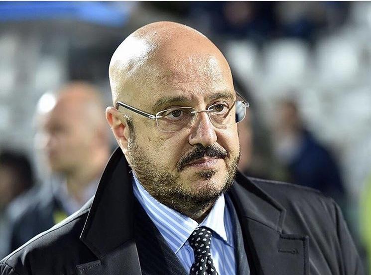 Pierpaolo Marino, direttore area tecnica dell'Udinese Calcio (Social)