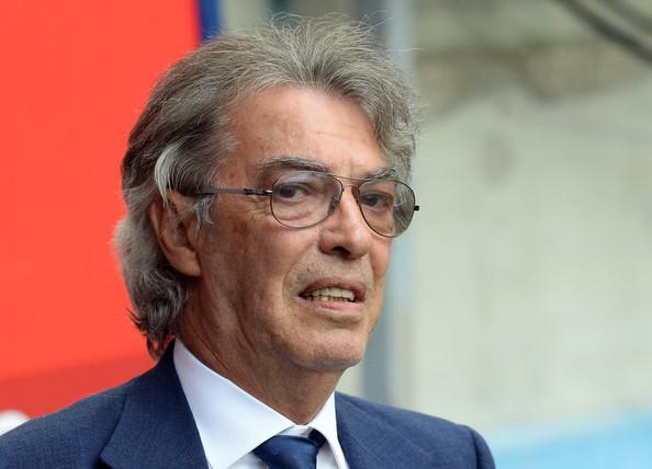 Massimo Moratti, ex-presidente dell'Inter (Zimbio)