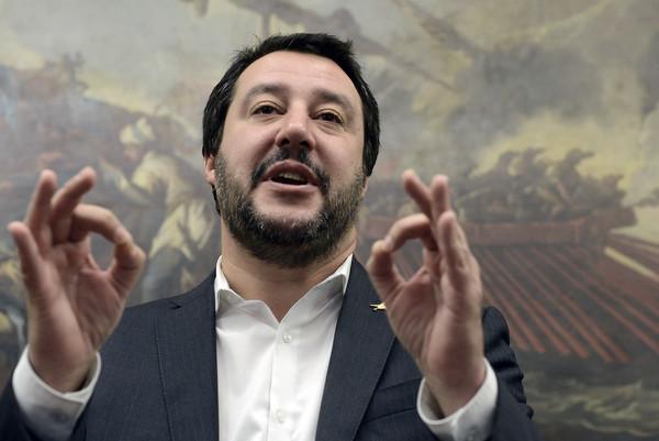 Matteo Salvini (Zimbio)