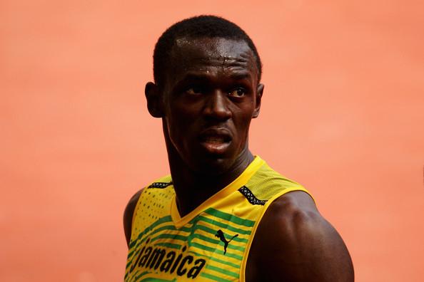 Usain Bolt (ph. Zimbio)