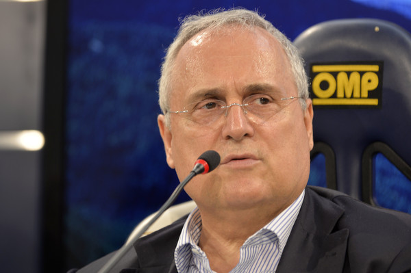 Claudio Lotito, presidente della Lazio (Zimbio)