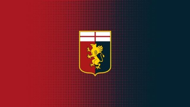 Il logo del Genoa CFC (Profilo Twitter club)