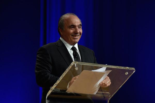 Il presidente della Fiorentina Rocco Commisso (Zimbio)