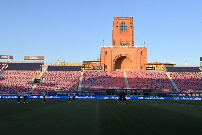 Stadio Dall'Ara- (Ph. Twitter)