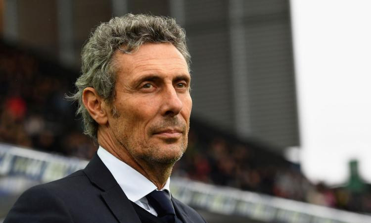 Luca Gotti, allenatore dell'Udinese (ph. Twitter)