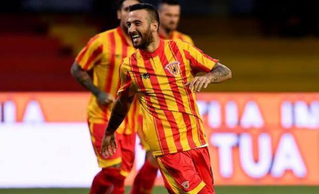 Roberto Insigne, attaccante del Benevento (ph. social)