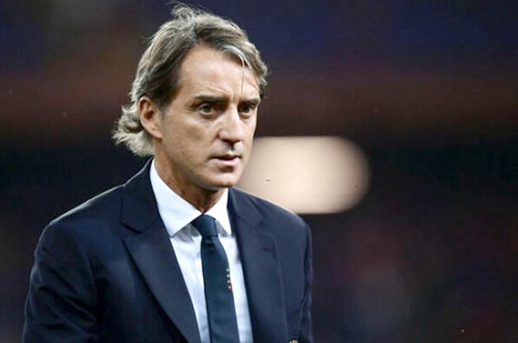 Roberto Mancini, ct della nazionale italiana