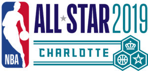 NBA All Star game - 2019 - logo